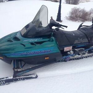 2007 Rotax 583 -- excellent condition