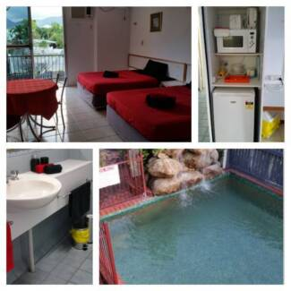 Cairns Holiday Lodge Unit 38 / Unit 20 from $79/night Parramatta Park Cairns City Preview