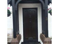 Hard Wood Front Door