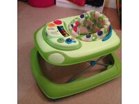 Chicco baby walker with music and lights