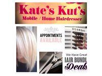 Kate's Kut's Mobile Hairdresser