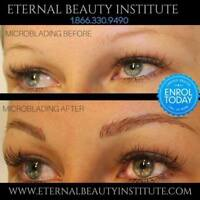MICROBLADING WINTER CERTIFICATION COURSE