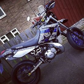 DT 125X 2005 - Road Legal 125 - Open To Offers