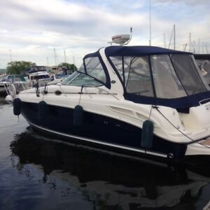 36' SeaRay Sundancer 360 - 2005 - DIESEL- Ontario