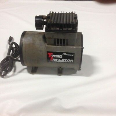 Thomas Air Compressorvacuum Pump 1207-pk-80f