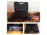 Starsinger karaoke machine/DVD player