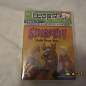Brand New in package - Scooby-Doo Leapster Game
