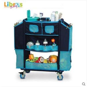 Baby care station on Wheels