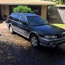 1997 Subaru Outback Wagon Mooroobool Cairns City Preview