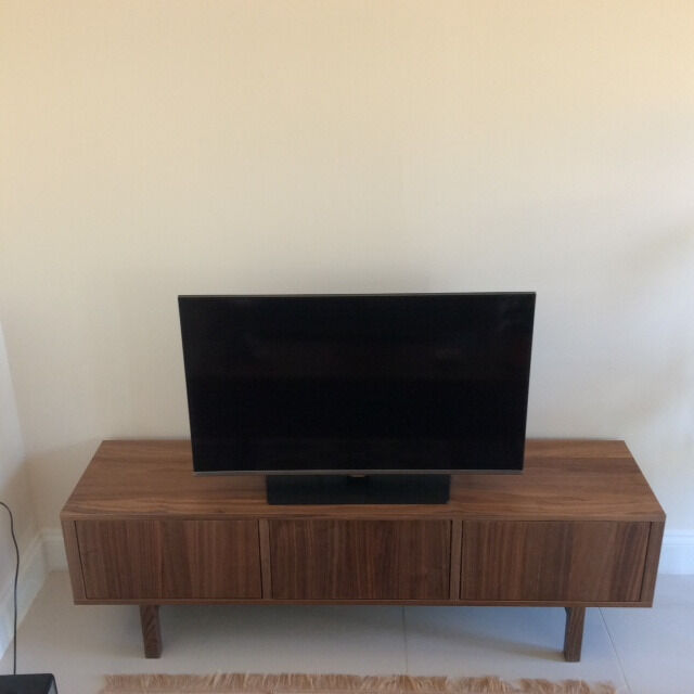 ikea stockholm tv bench media unit like new hackney clapton in hackney london gumtree. Black Bedroom Furniture Sets. Home Design Ideas