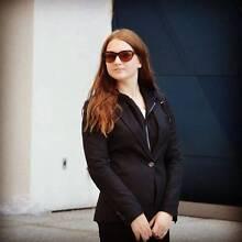 Baubax Woman MT Blazer-World's best travel jacket Surry Hills Inner Sydney Preview