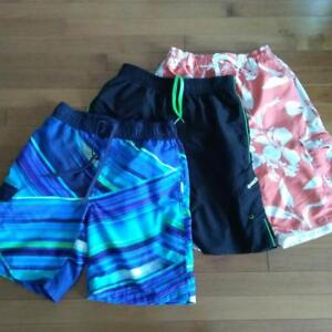 Lot boys swimsuits, size 12-14