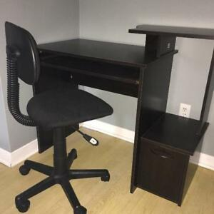 New Desk and Chair