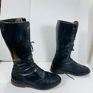 DOC MARTEN -  bottes homme taille 11 US (Made in England)