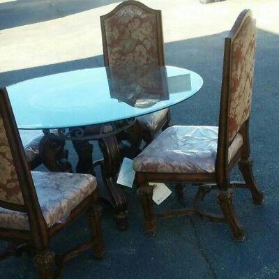 - Ashley Furniture High-End Dining Set