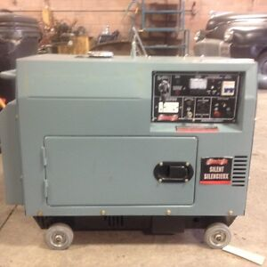 King Canada 5000W Generator For Sale $1900.00 OBO