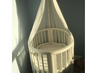 Stokke Complete Stokke Sleepi Mini Set (cot) in perfect condition