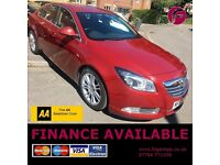 Vauxhall Insignia Exclusive DIESEL 2.0 160ps CDTi 5dr - NO ADVISORY MOT + Free 1 YEAR Warranty + AA!