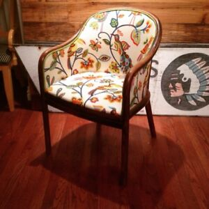 Upholstery, Custom work