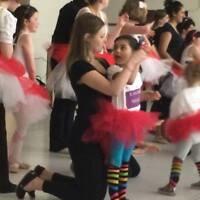 Dance Mentor Volunteer