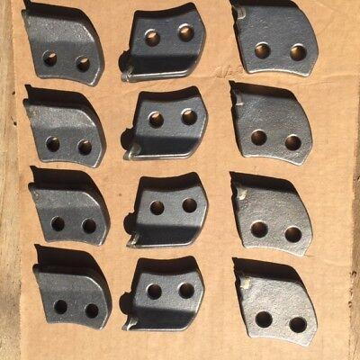 Stump Grinder Cutter Teeth Set Of 12 Jansen Stump Grindernew