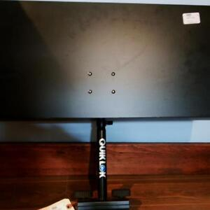 NEW WITH $40 TAG LARGE MUSIC STAND ADD ON