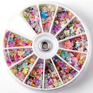 1200pcs-Wheel-Mixed-Nail-Art-Tips-Glitters-Rhinestones-Slice-Decoration-Manicure