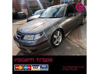 RARE Saab 9-5 Hot Aero Tourer 2.3 AUTOMATIC - Excellent History - Amazing Specification!!