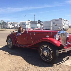 1952 MGTD Replica