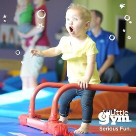 Fun part-time job working with children - teaching non-competitive gymnastics