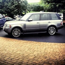 Range Rover vogue SE 3.6 TDV8 model 2010 facelift