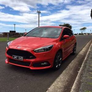 2015 Ford Focus ST (turbo) Otago Clarence Area Preview