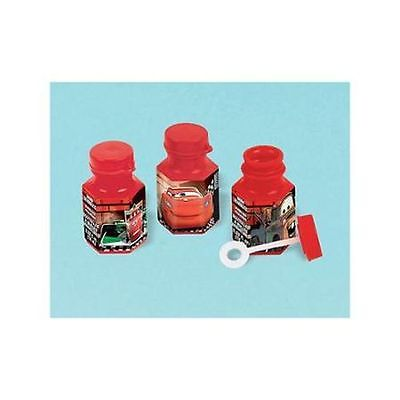 Disney Cars Dream Party Birthday Bubbles, 12 count