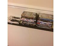 22 Dvds for sale new/old for £25, penrith cumbria
