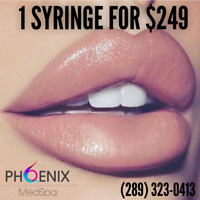 Filler for $249 - New Patient Special!