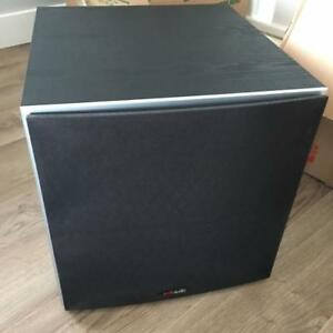 "Polk Audio 10"" Subwoofer - BLACK"