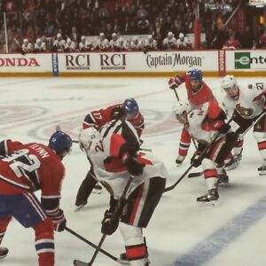 Canadiens de Montreal tickets / billets Prestige Centre 112 DD