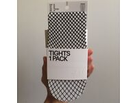 Fishnet tights Size M Never Opened
