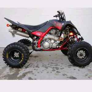 Used 2008 Yamaha Raptor 700R special edition