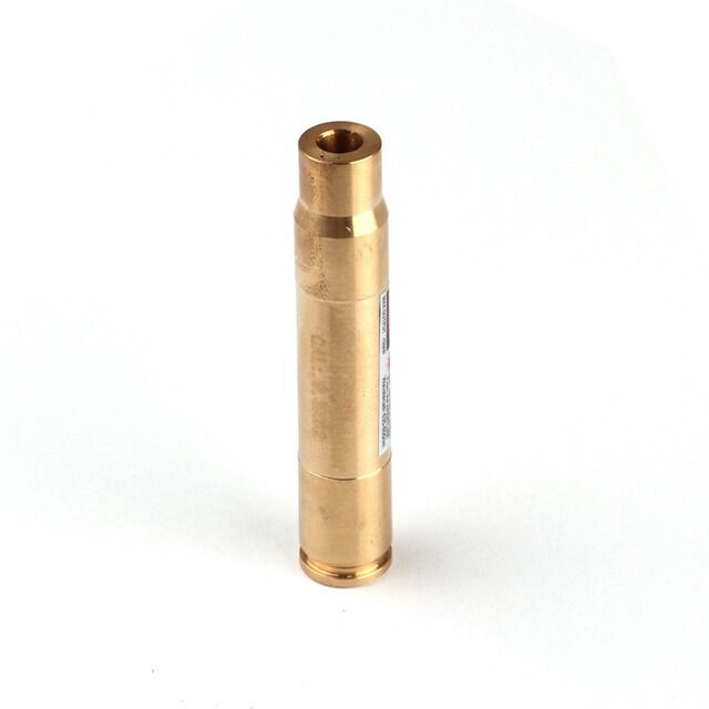 Tactical 9.3x62 Red Dot Laser Sight Cartridge Bore Sighter Copper Boresighter