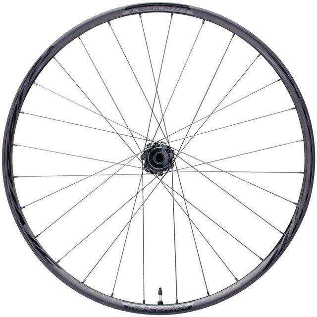 "RaceFace Turbine R Rear Wheel - 29"", 12 x 148mm, 6-Bolt, Micro Spline, Black"