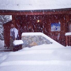 CHALET COUPLE (Professional chef & host) to run ski chalet, La Plagne, France