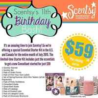 Join Scentsy Today!