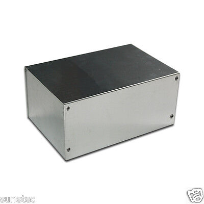 Sa854 8 Full Aluminum Electronic Diy Project Box Enclosure Case