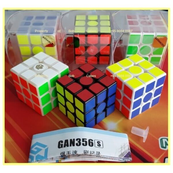 ++ Gan 356S v2 Advanced Edition for sale ! Brand New Cube !