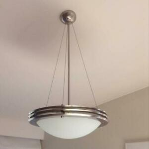 Two Ceiling Light Fittings
