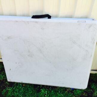 Fold up table  Auburn Auburn Area Preview