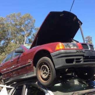 BMW 318i Sedan 1996 PARTS Chipping Norton Liverpool Area Preview