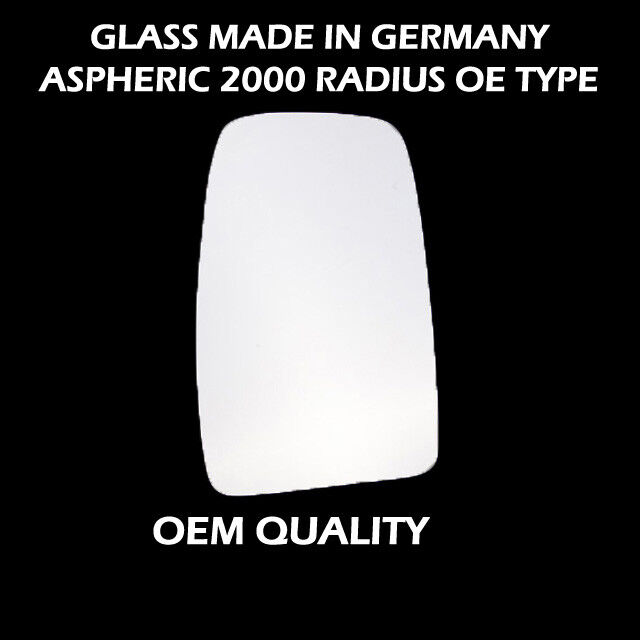 2010-2015 RHS Vauxhall Astra Sports Tourer Wing Mirror Glass Aspheric