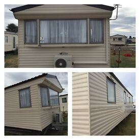Willerby Rio 2012 3 bed Fully Air-Conditioned! Caravan (BARGIN)